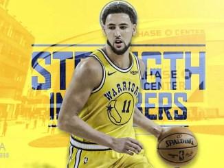 Klay Thompson, Golden State Warriors, NBA