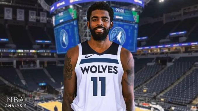 Kyrie Irving, Minnesota Timberwolves, NBA Trade Rumors