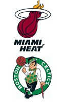 Playoffs NBA 2011 Miami Heat vs Boston Celtics eliminatoria