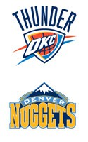 Playoffs NBA 2011 Thunder Nuggets eliminatoria