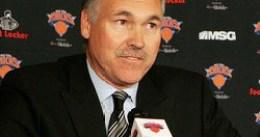 D'Antoni quiere continuar en los Knicks