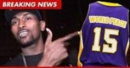 Artest ya es oficialmente Metta World Peace