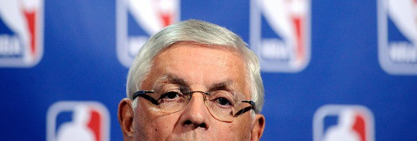 David Stern, o el máximo responsable del despilfarro