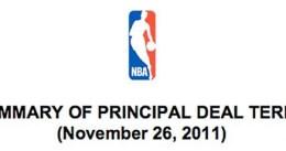 Los detalles del nuevo convenio colectivo de la NBA
