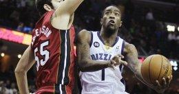 Miami Heat despide a Josh Harrellson