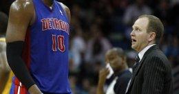 Lawrence Frank quiere asegurarse un cuarto año en Detroit