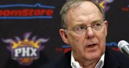 Lon Babby abandona su cargo como Presidente de los Suns