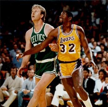 Lakers Celtics 1985