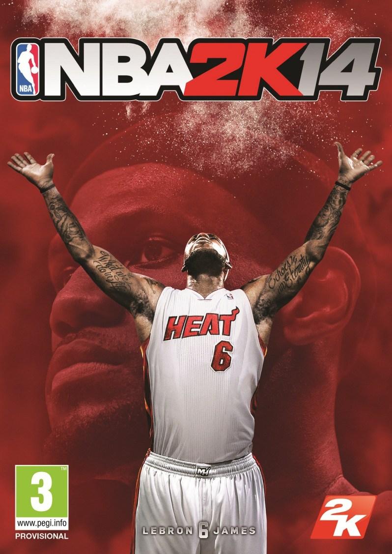 NBA 2K14 FOB AGNOSTIC SPA