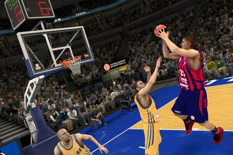 Equipos Euroliga NBA 2K14