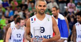 Tony Parker jugará con Francia mientras sus piernas lo permitan
