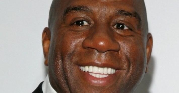 Magic Johnson y sus socios quieren comprar a Los Angeles Clippers
