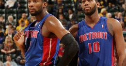 Greg Monroe y Andre Drummond acaban con la mala racha de los Pistons