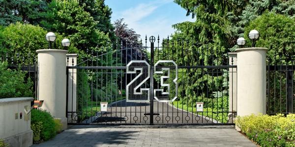 casa Michael Jordan