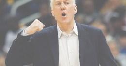 Gregg Popovich, elegido Entrenador del Año en la NBA