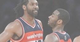 Los Wizards vencen en Chicago al ritmo de Nenê Hilario