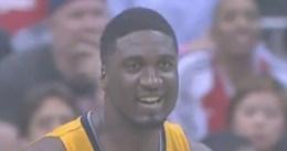 Los Pacers intentaron ganar en la prórroga ante los Wizards con un triple de…Roy Hibbert