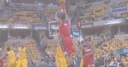 Los Wizards abren las Semifinales de Conferencia ganando en Indianápolis