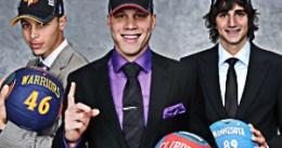 Draft NBA 2009: Lista de jugadores selecionados