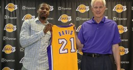Ed Davis rechazó una oferta multianual de los Grizzlies y acabó firmando por el mínimo con los Lakers