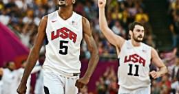 """Anunciado el equipo """"sparring"""" del USA Team"""