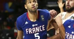 """Nicolas Batum: """"Francia nunca había hecho medalla en un Mundial, es un gran logro"""""""