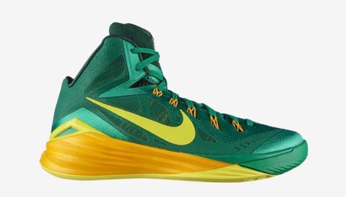 Nike Hyperdunk 2014 Brazil