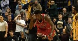 Jimmy Butler salvó a los Bulls en Indianápolis