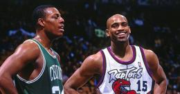 Gran Reserva del 77: Paul Pierce y Vince Carter