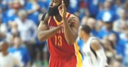 El mejor James Harden lleva a los Rockets al 3-0 ante Dallas