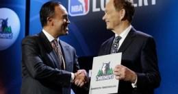 Minnesota se plantearía negociar por el número 1 del Draft