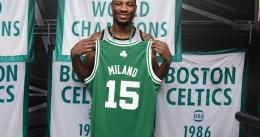 Los Boston Celtics jugarán en Milán el próximo 6 de octubre