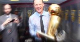 Steve Kerr, primer novato en ganar la NBA desde Pat Riley en 1982