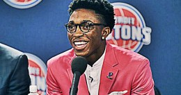 Stanley Johnson ya brilla con los Pistons: 24+9