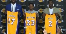Los Lakers podrían traspasar a sus veteranos