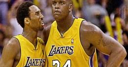 """Kobe felicita a Shaq, """"el más dominante"""" de siempre"""