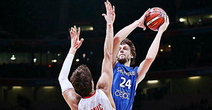 República Checa se 'carga' a Croacia por más de 20 puntos