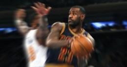 ESPN coloca a LeBron James como mejor alero de la historia