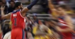 Los Wizards asaltan Houston