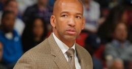 Monty Williams, nuevo vicepresidente de los Spurs
