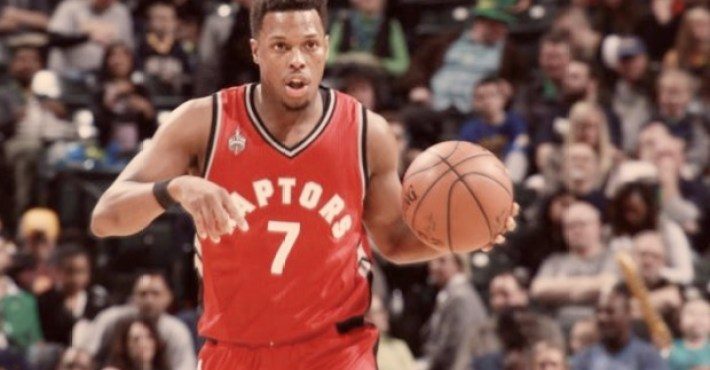 Victoria de Raptors sobre Lakers con triple-doble de Lowry