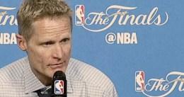 Steve Kerr prevé problemas defensivos para los Warriors