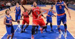 La ¿polémica? bienvenida de los Knicks a Rose
