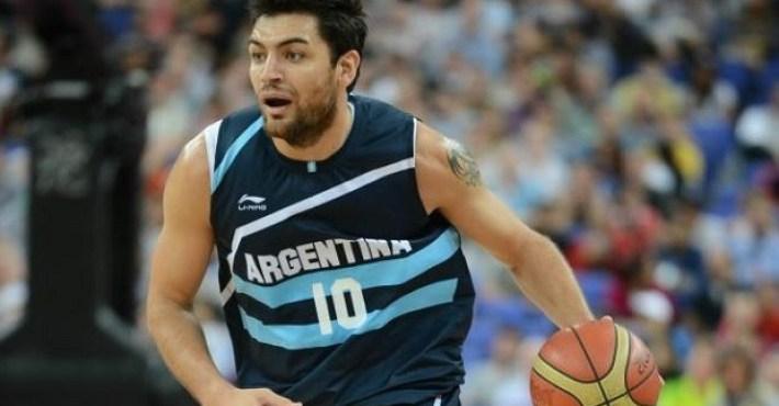Carlos Delfino realizará la pretemporada con el Baskonia