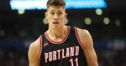 Meyers Leonard deja atrás sus problemas en el hombro