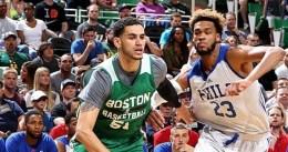 Abdel Nader, el genio de la D-League, asciende a los Celtics