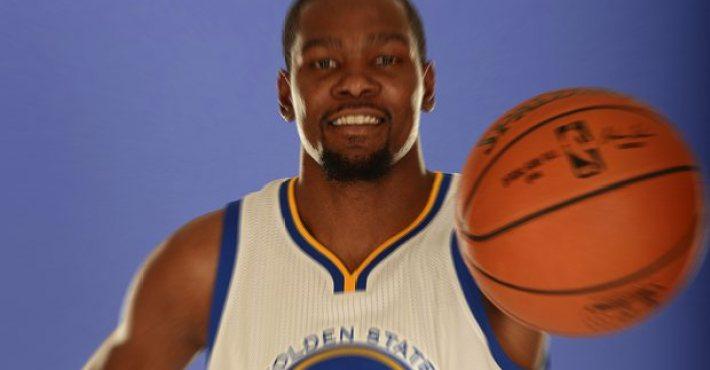 KD, favorito de unos rookies que no 'quieren' a Curry