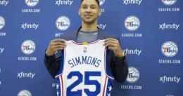 Brett Brown se precipita al decir la fecha de vuelta de Simmons