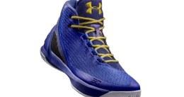 Stephen Curry tiene nueva zapatilla: Curry 3