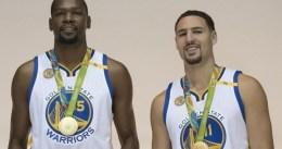 Thompson y Durant dejan en ridículo a los Clippers